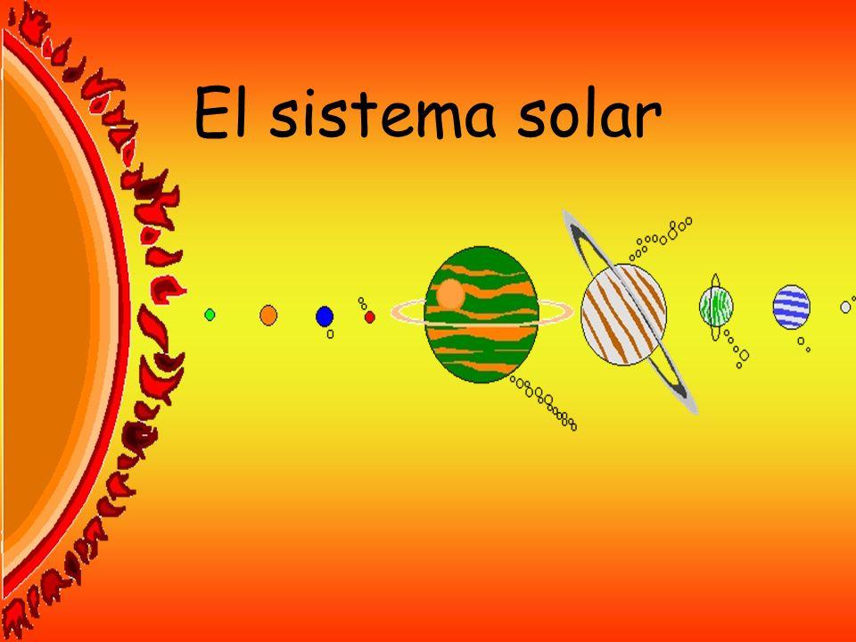 PLUTÓN Posee una órbita elíptica, tan excéntrica que en ocasiones se encuentra más cerca del sol que Neptuno.