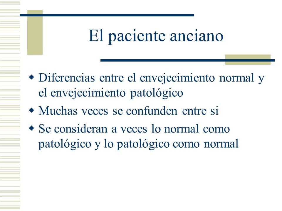 Conservación de la función El cuerpo central de la geriatría es la Función, su pérdida, su mantenimiento, su promoción.