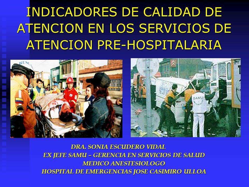 ACTIVACION DEL SISTEMA POBLACION SOCORRISTAS ENFERMERAS PARAMEDICOS MEDICOS ESTOMATOLOGOS SERVICIO DE URGENCIA UNIDADES DE SALUD SERVICIOS PREVISTOS COORDINACION DE URGENCIA MUNICIPAL COORDINACION DE EMERGENCIA PROVINCIAL Objetivo futuro