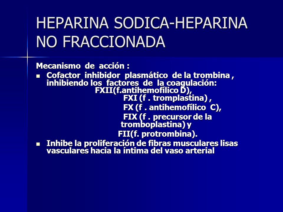 11.No se deberán administrar inyecciones intramusculares.