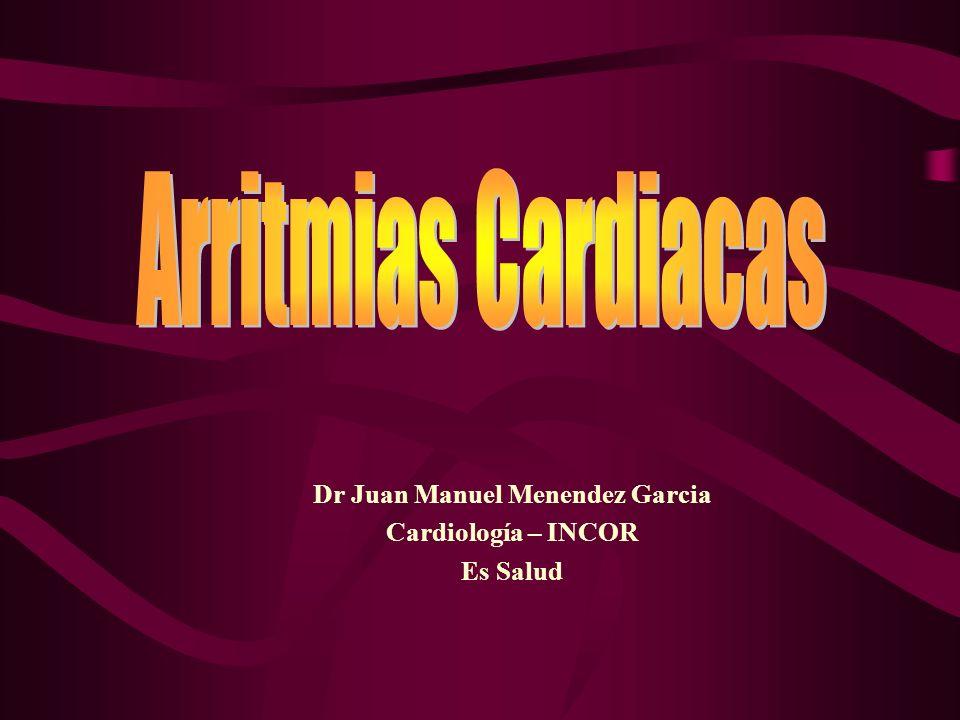 Dr Juan Manuel Menendez Garcia Cardiología – INCOR Es Salud