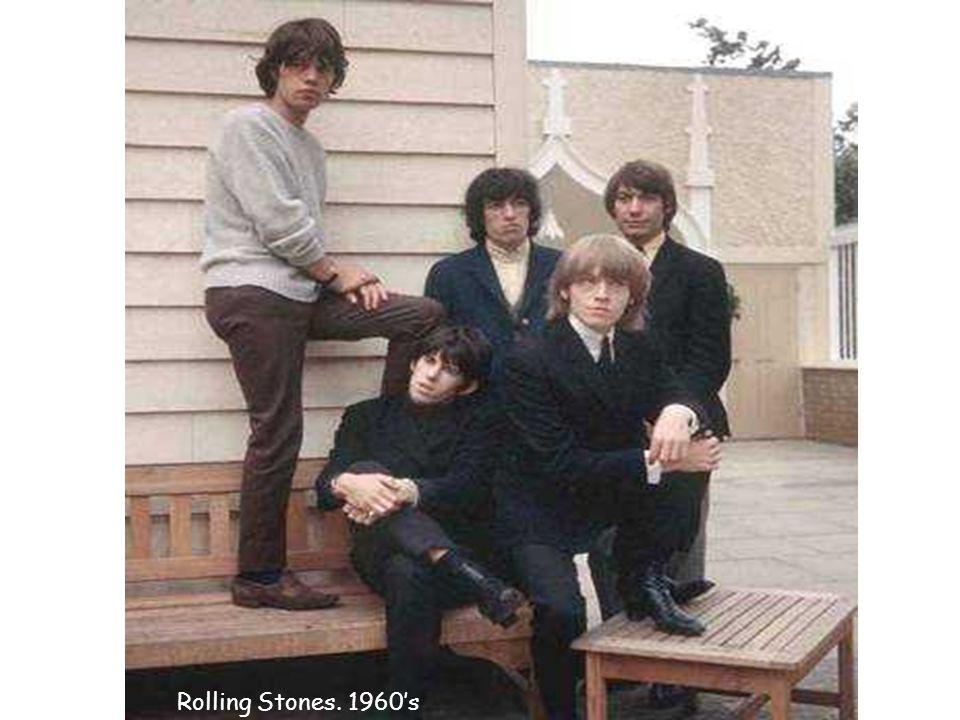 Rolling Stones. 1960s