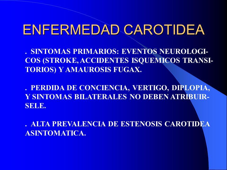 CAUSAS DE DESORDENES NEUROLOGICOS: PERMANENTES O TRANSITORIOS.