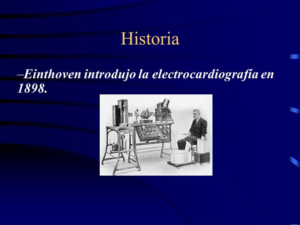 Historia –Wilhelm Röntgen descubrió los Rayos X en 1895.