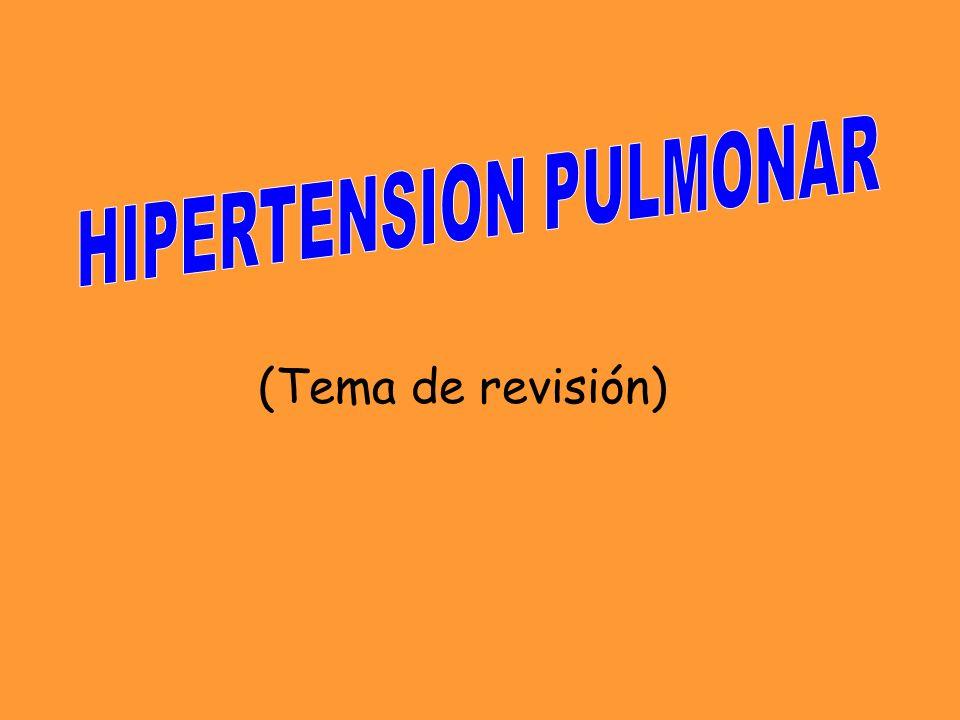 9.HTP SEVERA CONSIDERAR INFUSION EV PGs A LARGO PLAZO 10.
