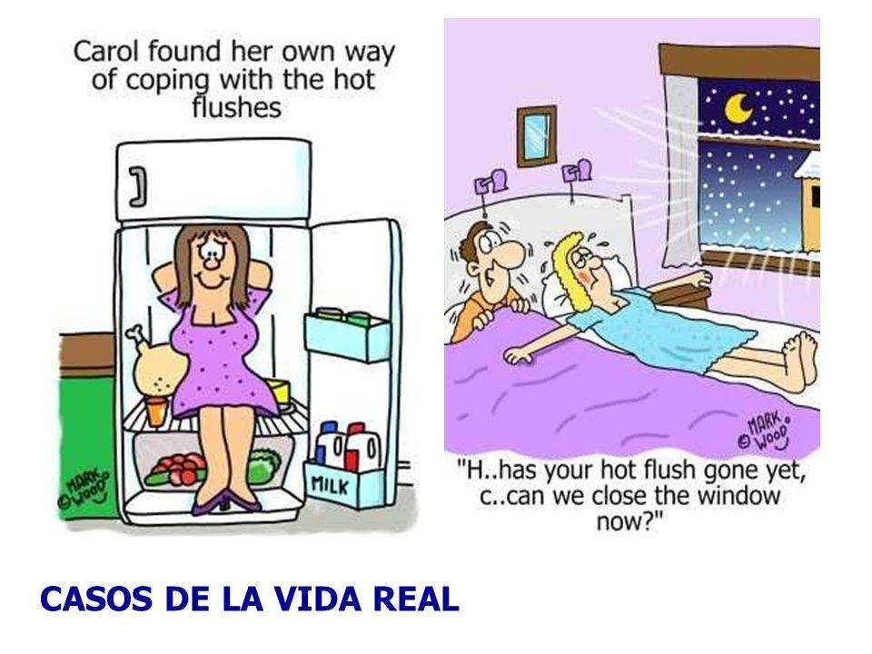 CASOS DE LA VIDA REAL