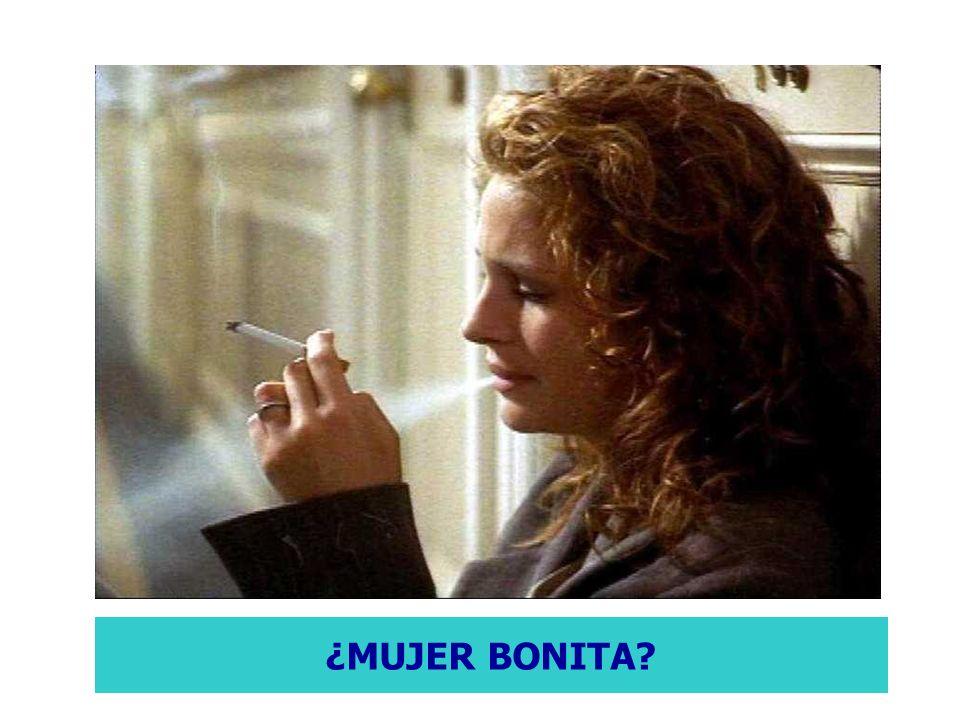 ¿MUJER BONITA?