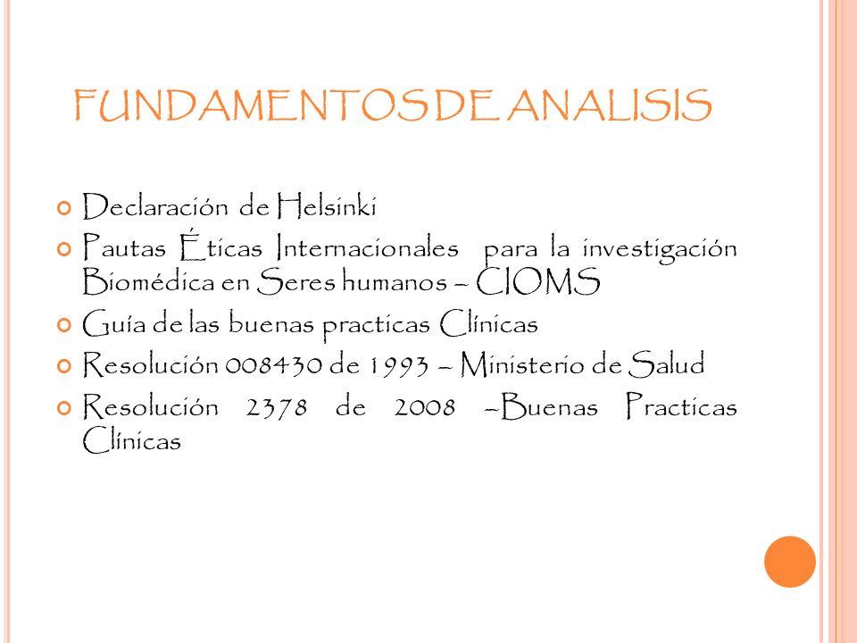 FUNCIONES Revisión y seguimiento del protocolo y sus enmiendas Evalúa, aprueba, solicita modificaciones o rechaza el protocolo.