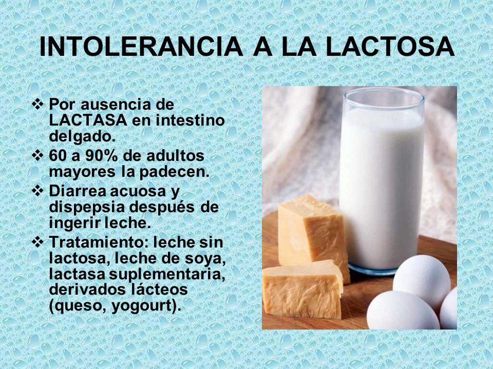 DIARREA CRÓNICA: Manejo. Régimen higiénico- dietético. Suspender lácteos. Investigación de parásitos, Thevenon, coprológico funcional. Rx Colon y/o co