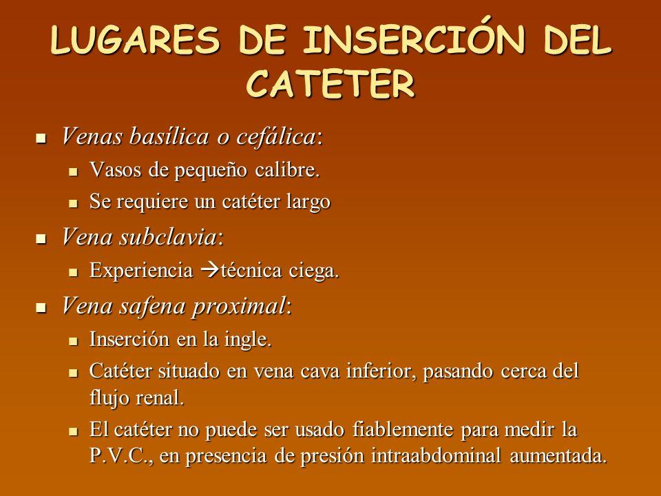 INFECCION DE UN CVC INTRALUMINAL: INTRALUMINAL: Infusión contaminados Infusión contaminados Conecciones contaminados Conecciones contaminados EXTRALUMINAL EXTRALUMINAL Piel Piel hematógena hematógena