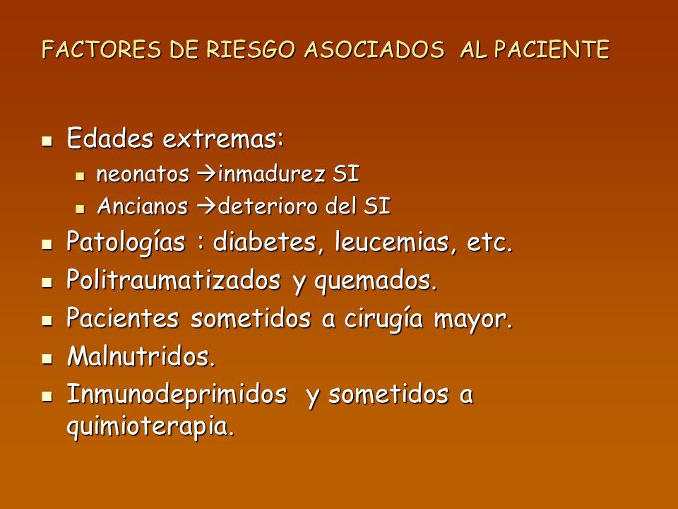 MANIFESTACIONES CLÍNICAS DE UNA INFECCION EN CVC LOCALES LOCALES Inflamación (enrojecimiento, dolor, hinchazón, y/o calor) Inflamación (enrojecimiento, dolor, hinchazón, y/o calor) Flebitis, Inflamación + enrojecimiento e induración del trayecto de la vena.