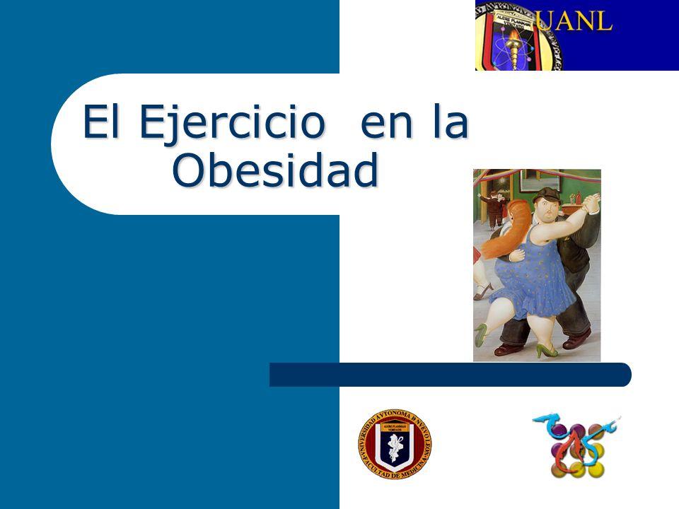 El Ejercicio en la Obesidad