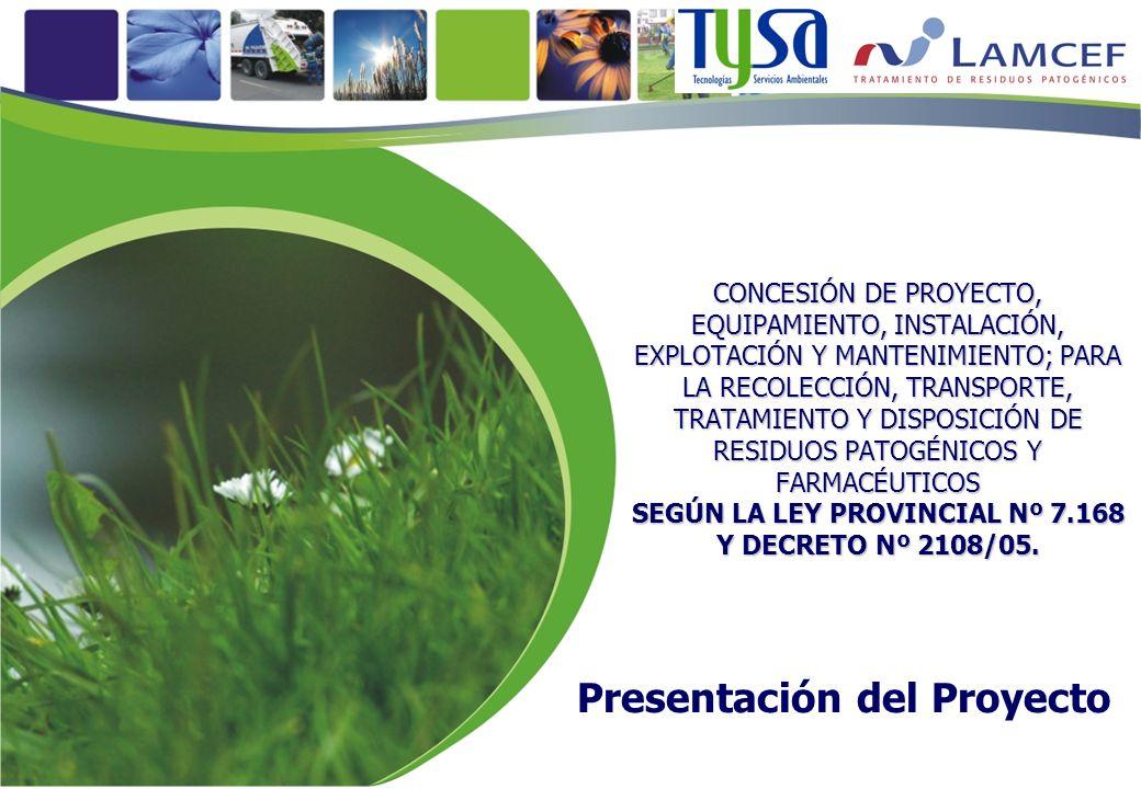 PROBLEMÁTICA ACTUAL (falta de gestión) En la Provincia de Mendoza el problema de la falta de gestión de los residuos patogénicos es grave.