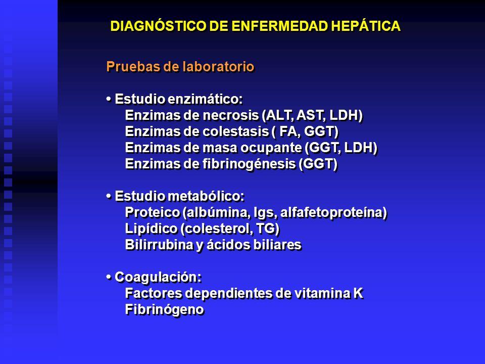 Obstrucción de vías biliares