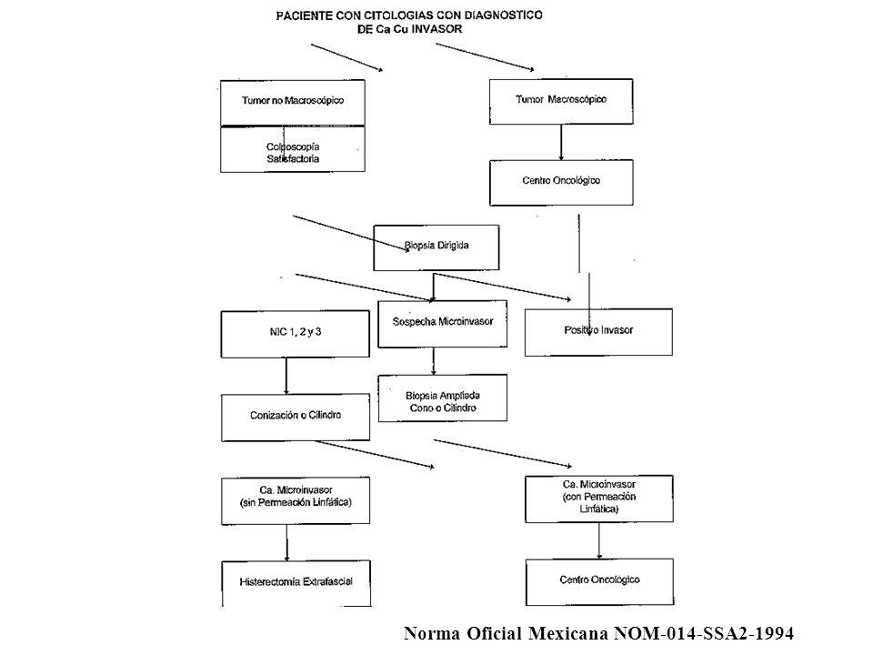 Norma Oficial Mexicana NOM-014-SSA2-1994