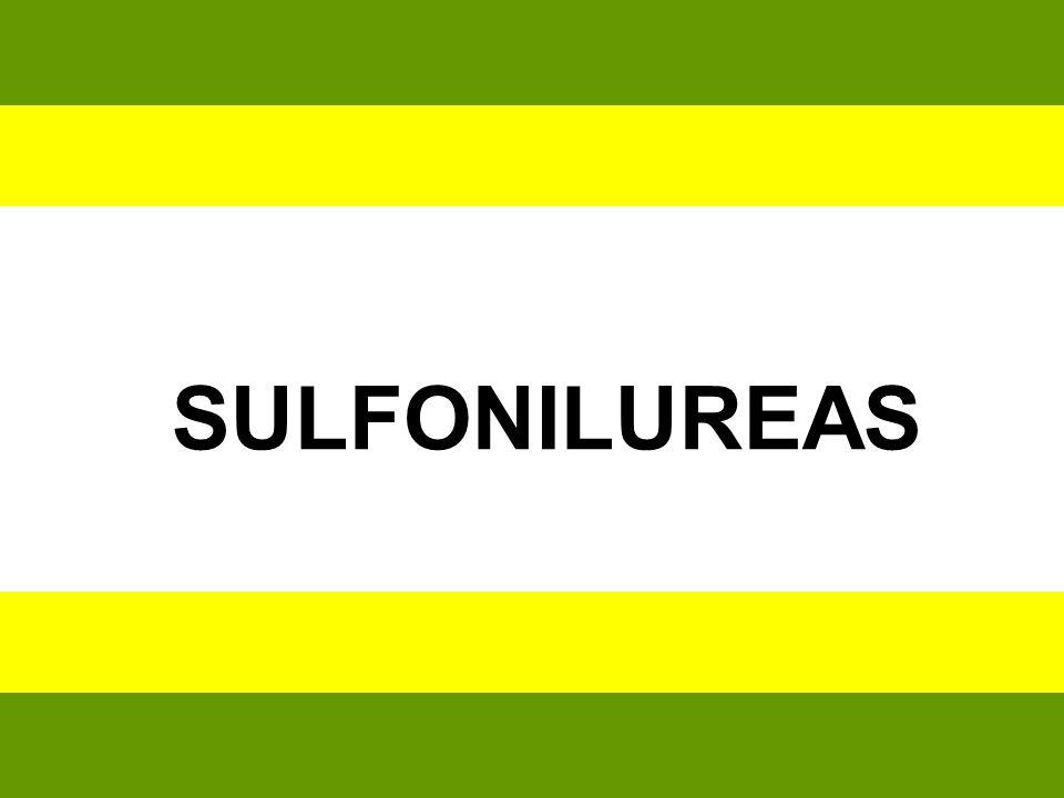 SULFONILUREAS