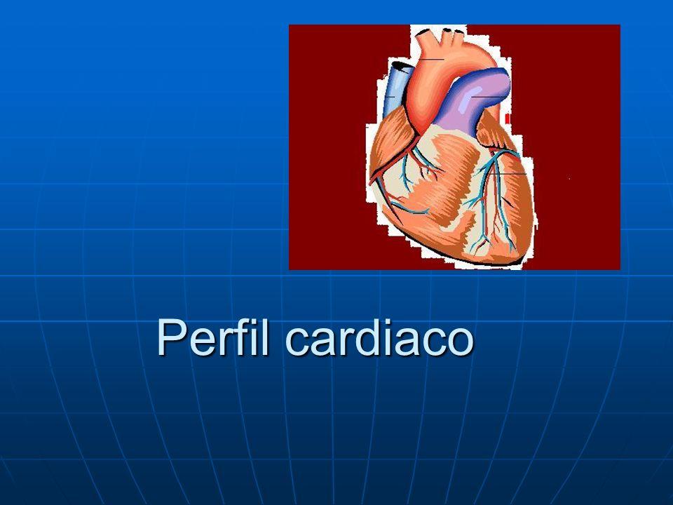 Perfil cardiaco