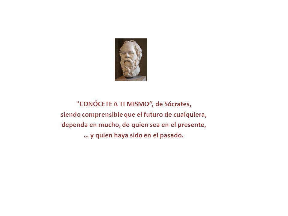 y… NADA EN DEMASÍA, de Aristóteles, siendo este, el PRINCIPIO DE LA MODERACIÓN