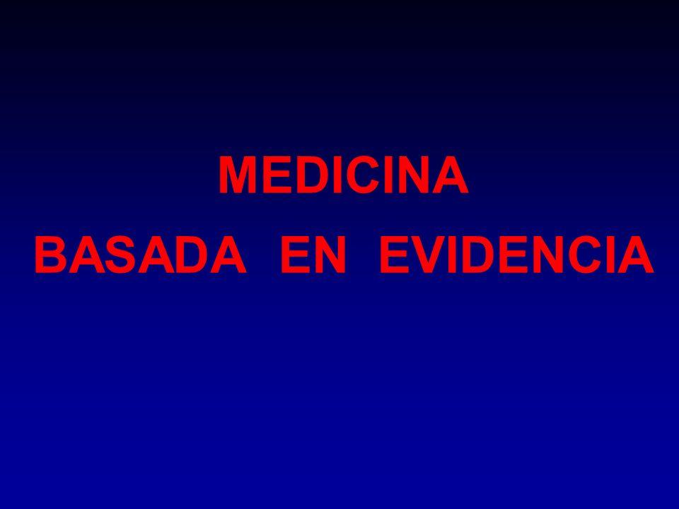 MEDICINA BASADA EN EVIDENCIA CONTENIDO 4: MBE: Bases de datos para búsqueda de Información Científica.
