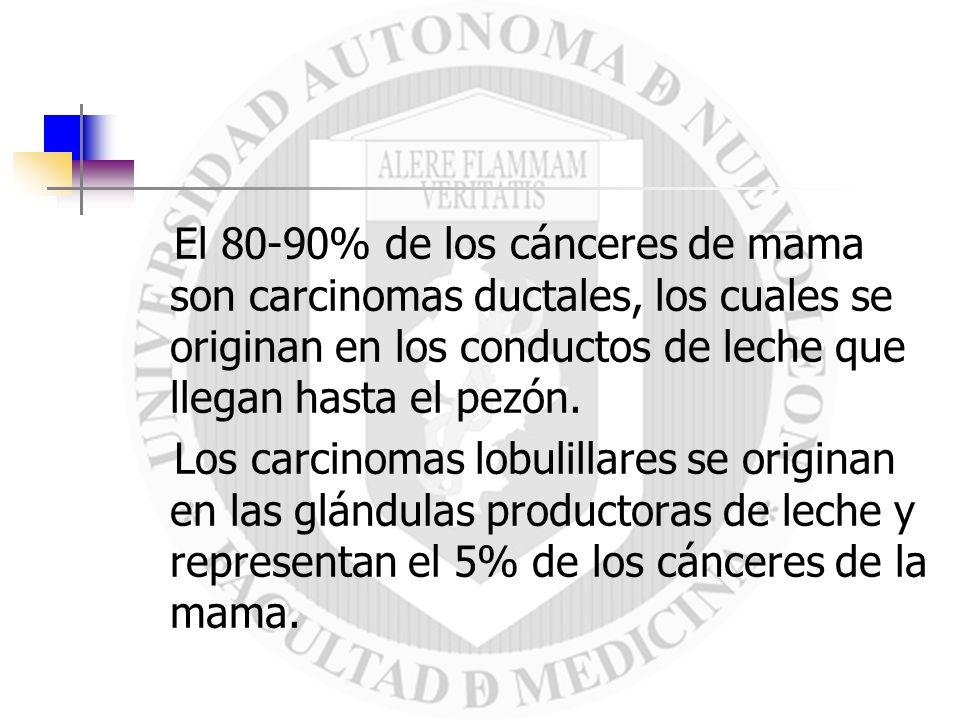 Profilaxis Primaria: Eliminación o modificación de los factores de riesgo establecidos para cáncer de mama.