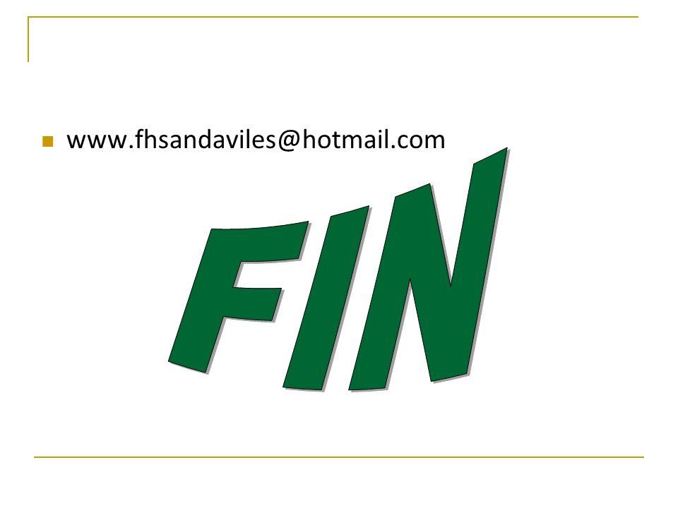 www.fhsandaviles@hotmail.com