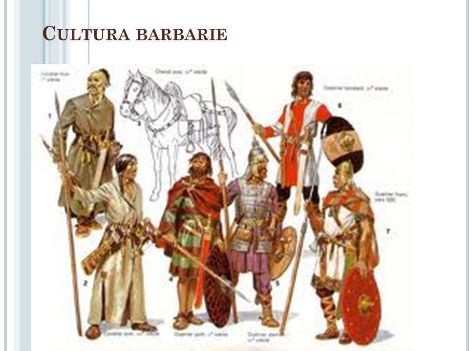 C ULTURA BARBARIE