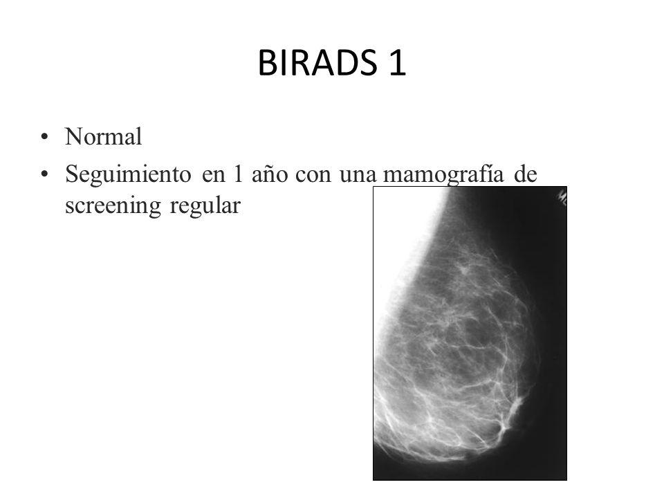 Un sistema organizado para estandarizar el reporte mamografico, reduciendo la confusión en las interpretaciones, facilitando su monitoreo y asegurando