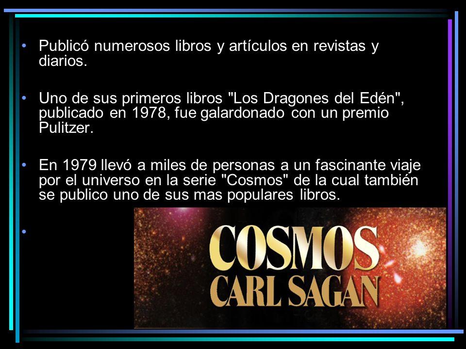 Publicó numerosos libros y artículos en revistas y diarios. Uno de sus primeros libros