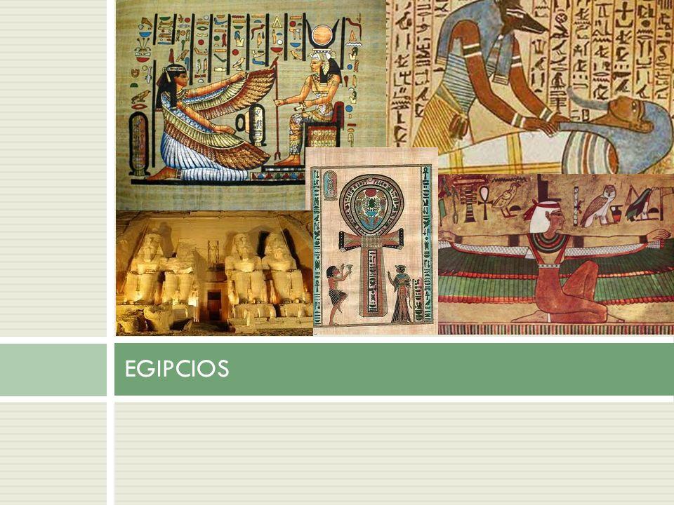 Su civilización se desarrolló durante 3 000 años.Los dioses tenían un apariencia antropomorfa.