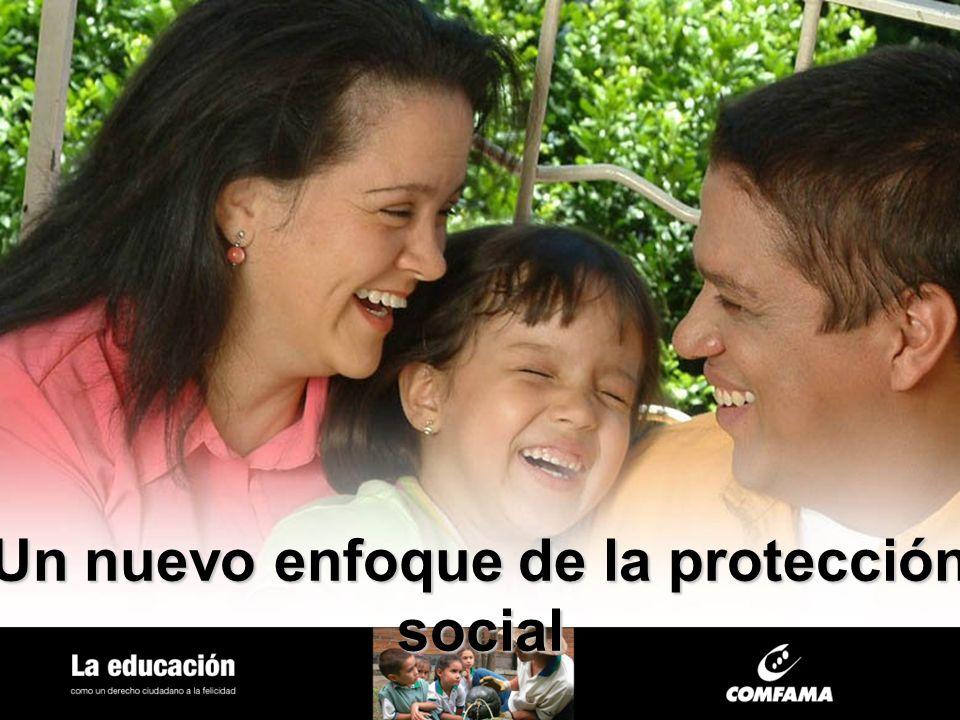 Un nuevo enfoque de la protección social
