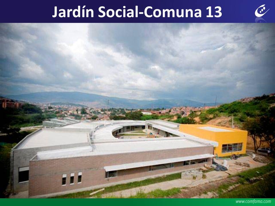 Jardín Social-Comuna 13