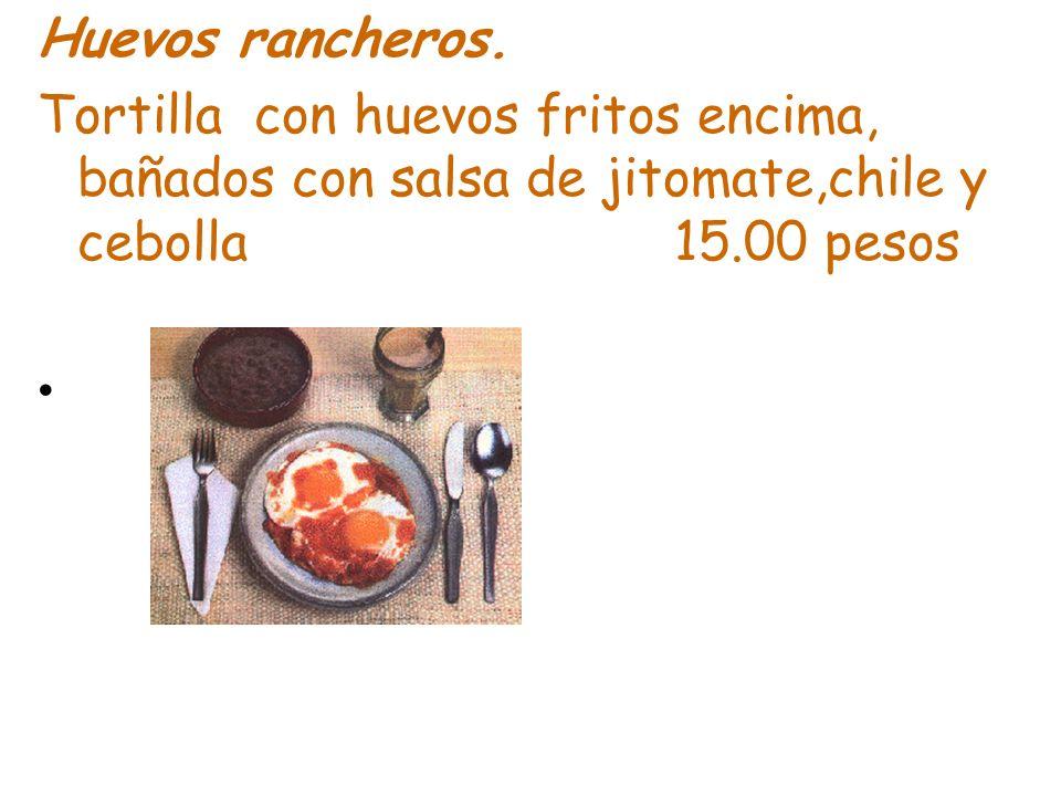 Ase el jitomate, pélelo y licúelo con el chile; fría hasta que sazone y espese un poco. Pase la tortilla por aceite caliente y por la salsa anterior.f