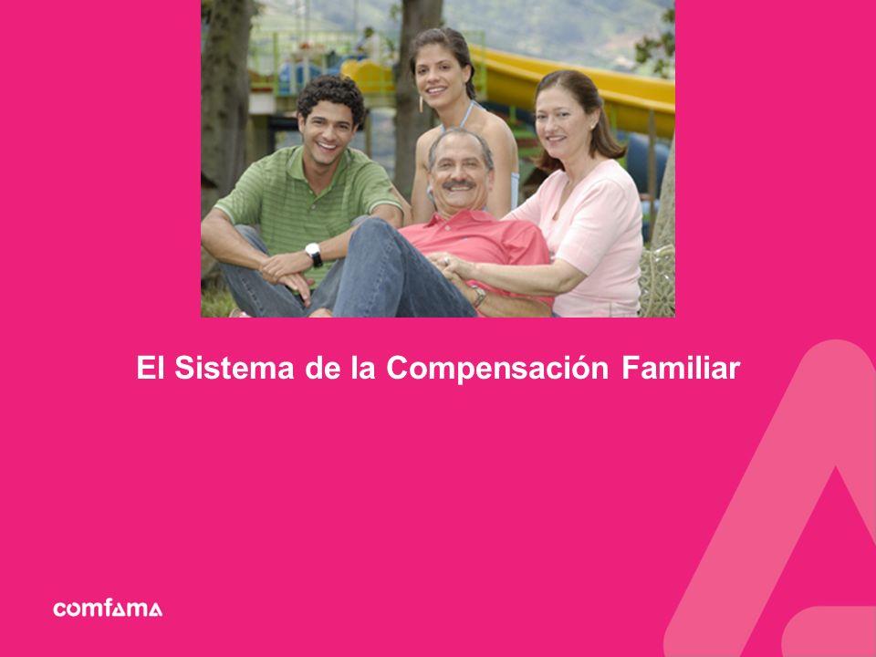 El Sistema de la Compensación Familiar