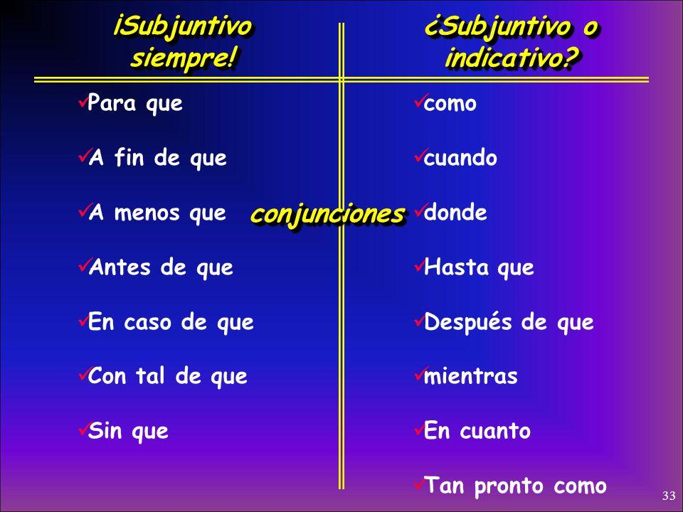 32 Adverb Clauses (Las Cláusulas Adverbiales)