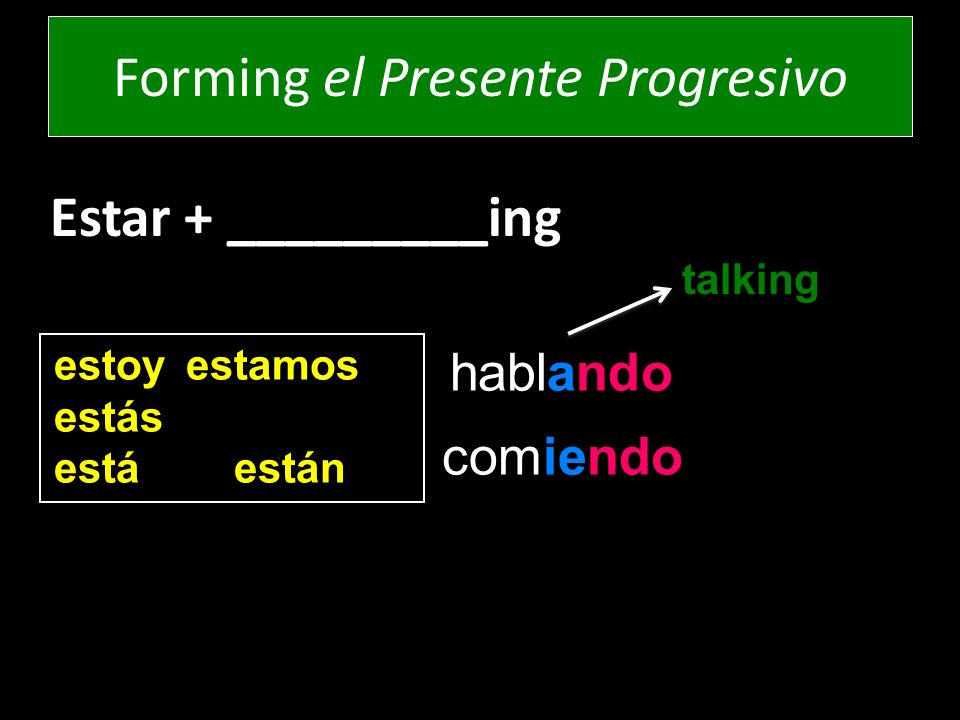 Attach objects (lo, las, etc) to affirmative commands ¡Comprala! ¡Comelos! ´ ´