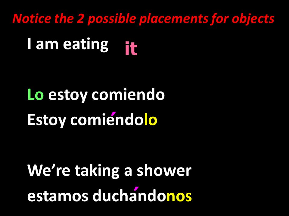 5.El Subjuntivo The following 3 sentences show a rare usage of the subjunctive in English: 1.