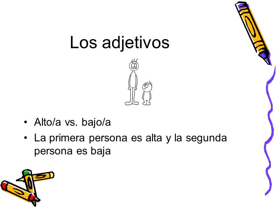 Los adjetivos Atletico/a vs. perezoso/a