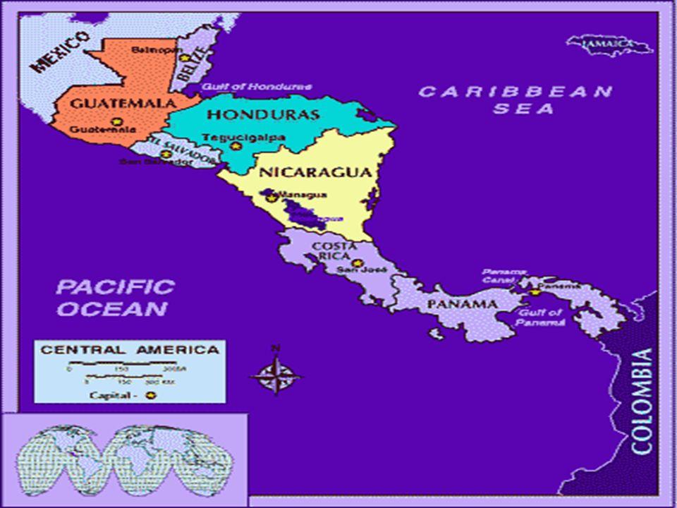 ¿Cuál es el único país de América del Sur con puertos en dos mares?