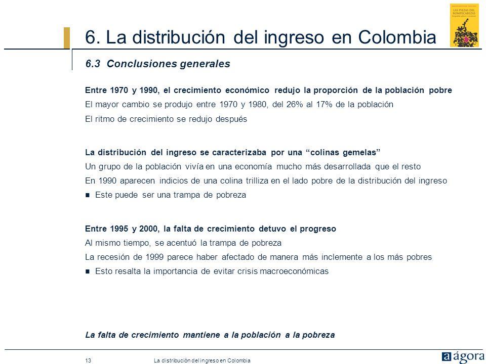 13 6.3 Conclusiones generales 6.