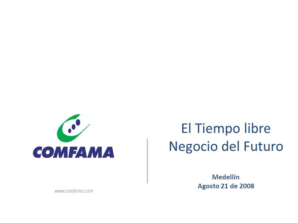 El Tiempo libre Negocio del Futuro Medellín Agosto 21 de 2008