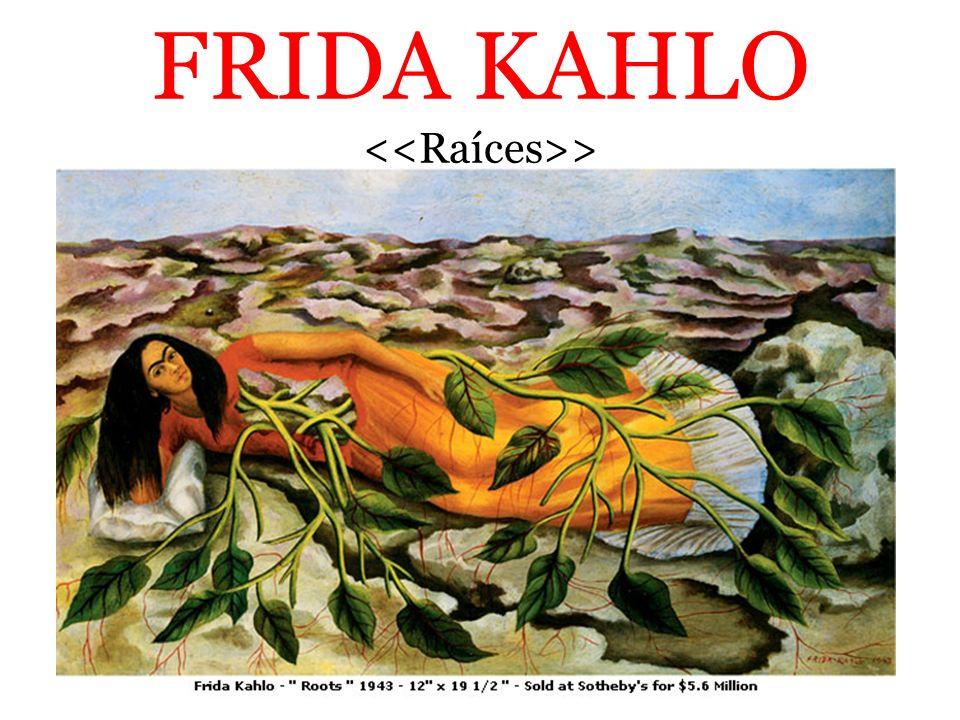 FRIDA KAHLO >