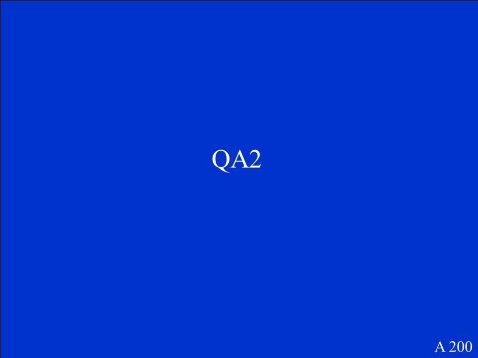 QA2 A 200