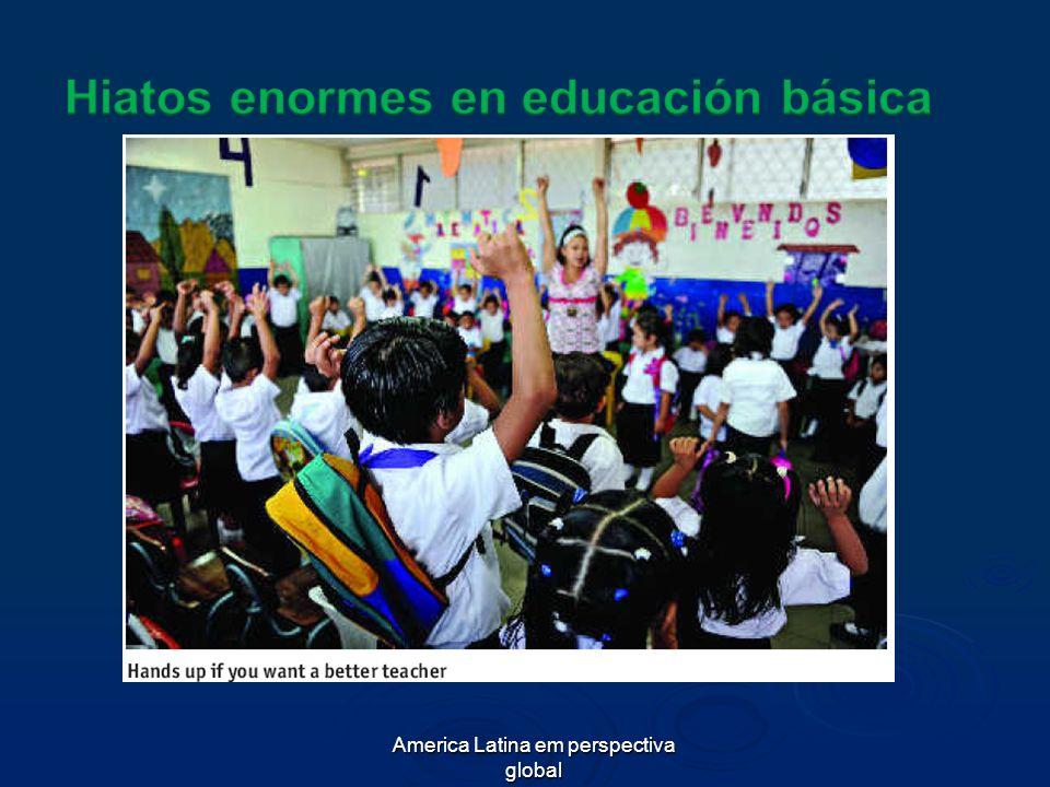 America Latina em perspectiva global