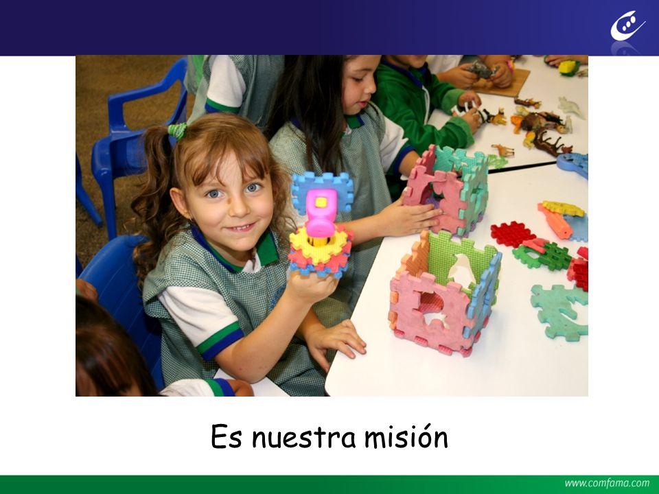 Es nuestra misión