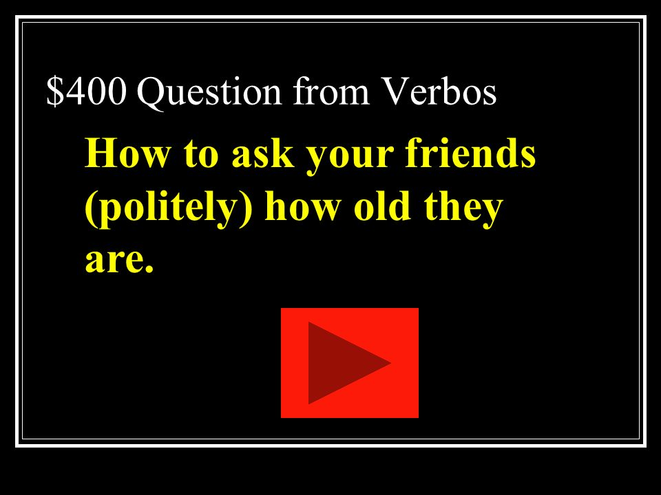 $300 Answer from Verbos What is<Yo tengo que ir>?