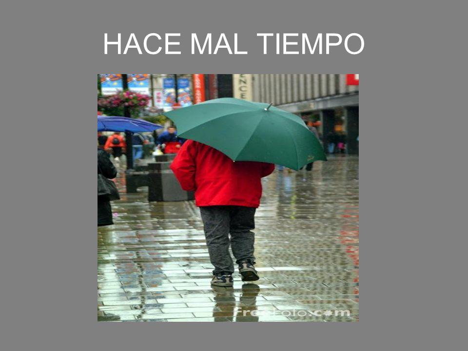 HAY NUBES EN EL CIELO