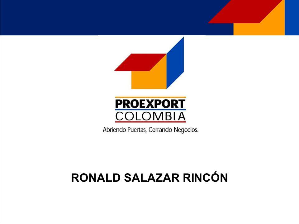 RONALD SALAZAR RINCÓN