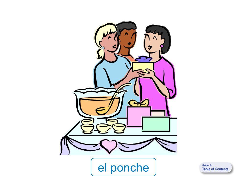 el ponche