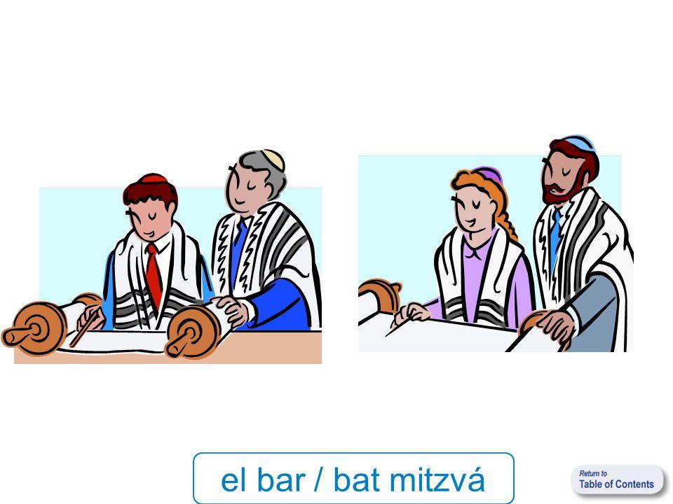 el bar / bat mitzvá