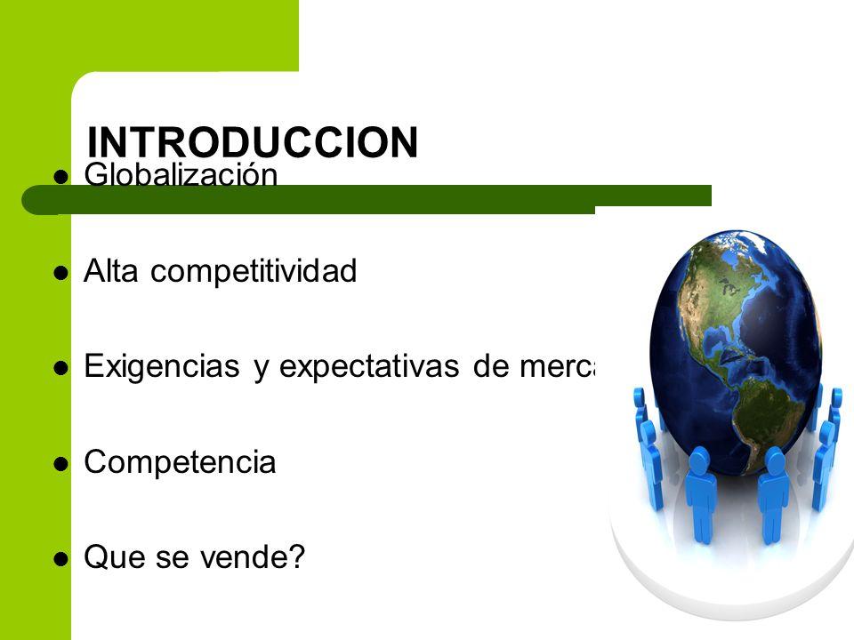 Etapas de los productos Desarrollo Introducción Crecimiento Estabilización o madurez Obsolescencia o declinación